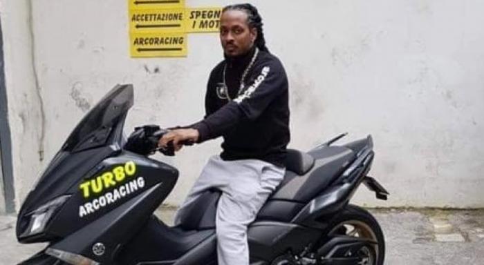 Dimitri Zami : son dernier tour d'honneur  sur les routes de Guadeloupe