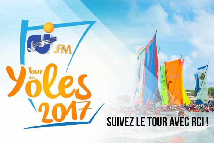 Direct 33ème Tour des Yoles rondes 3ème étape : minute par minute