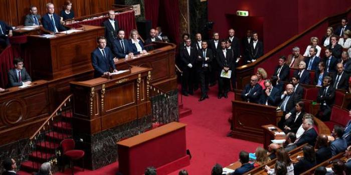 Discours du président Macron devant le Congrès: quel projet pour l'outremer ?
