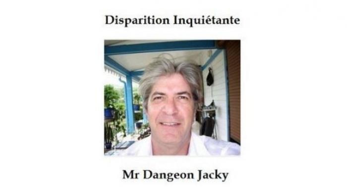 """Disparition de Jacky Dangeon : """"Il faut être extrêmement prudent"""""""