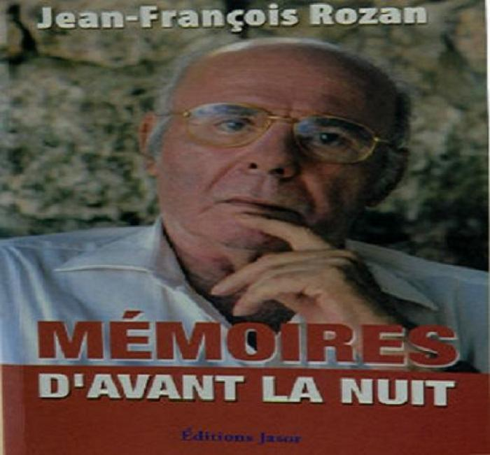 Disparition de Jean-François Rozan