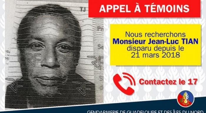 Disparition à Sainte-Rose : Jean-Luc Tianretrouvé mort