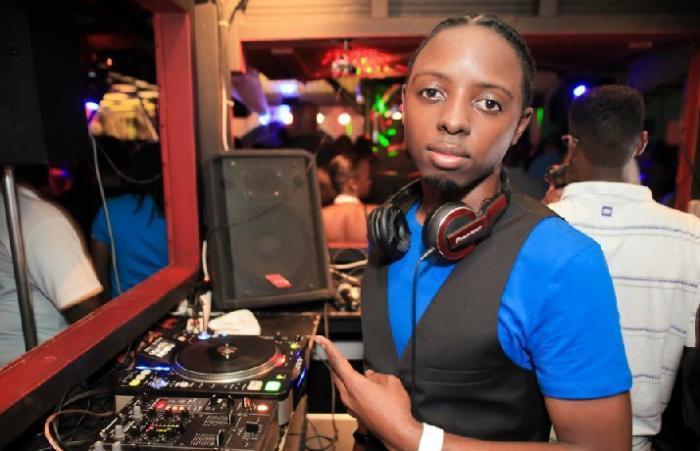 DJ Lord Up diplômé pour son mémoire sur la musique