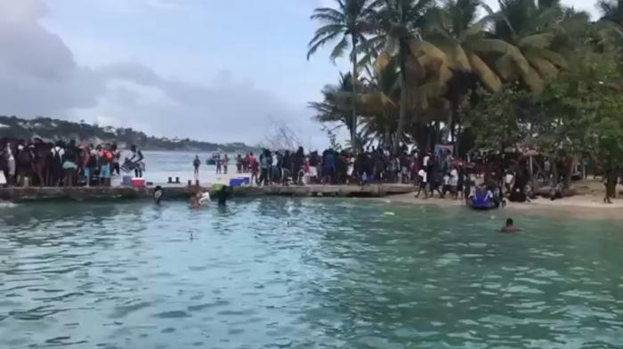 Débordements de l'îlet Gosier : un individu condamné