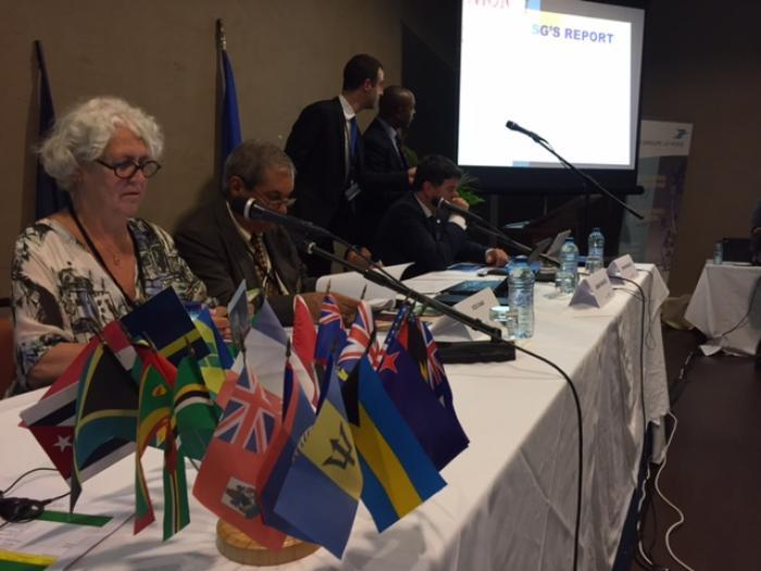Début de la 20e conférence de l'Union Postales des Caraïbes