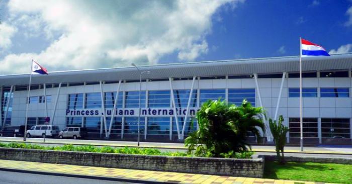 Début du chantier de reconstruction de l'aéroport de Juliana en mars