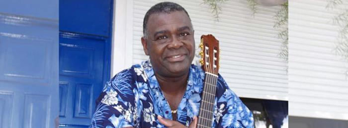 Décès de l'artiste guadeloupéen Daniel DIMBAS
