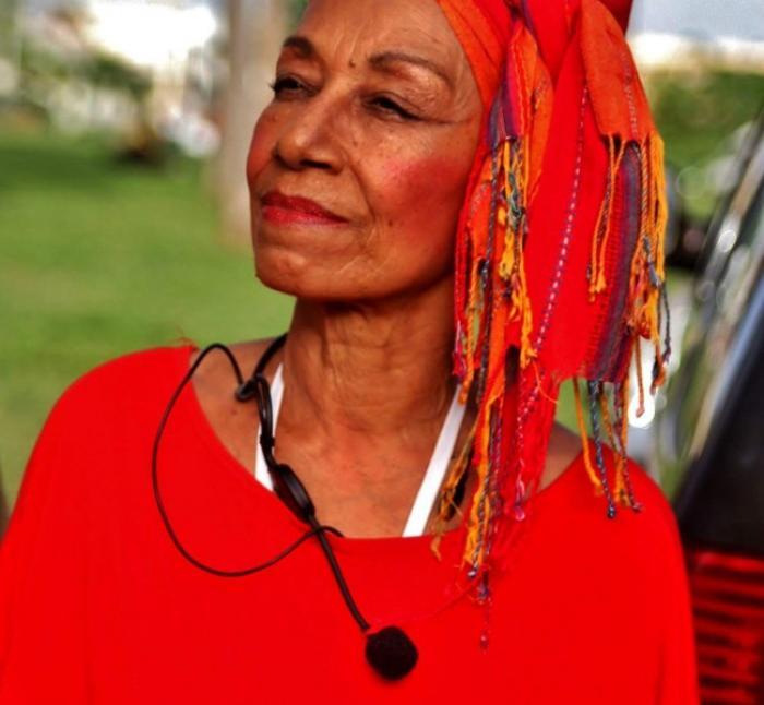 """Décès de Mayou Luc : """"Elle avait toujours une pensée agréable, une pensée stimulante pour nous tous"""""""
