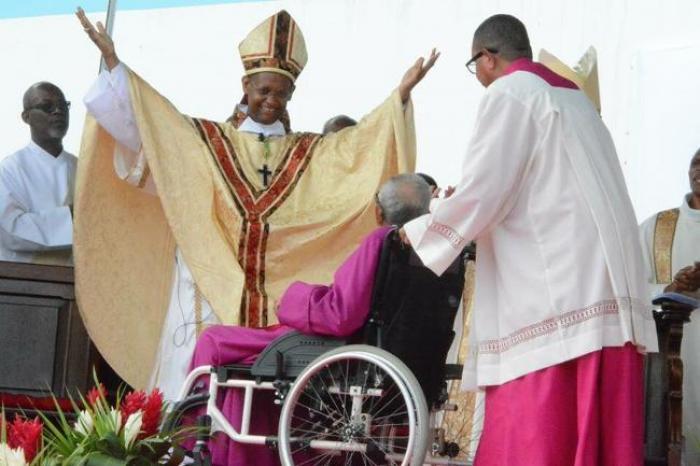Décès de Père Jean-Michel : Monseigneur Macaire écourte son séjour en Jamaïque