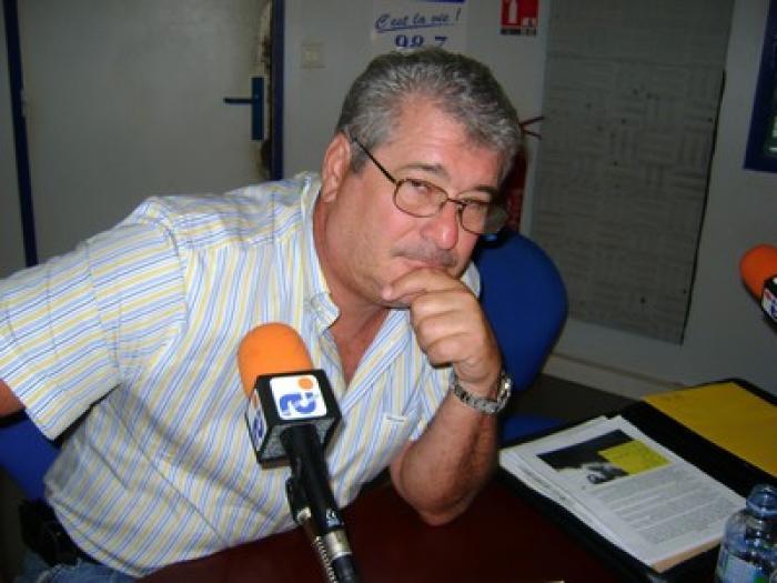 Décès de Roger de Jaham, président de l'association tous créoles