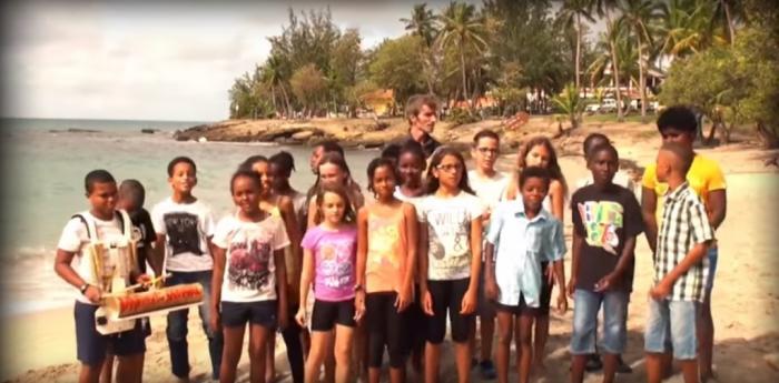 """""""Découvre-moi"""", une chanson de la Martinique au concours de la Fabrique à chanson"""