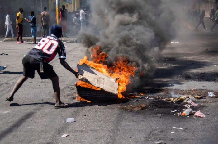 Déjà plusieurs jours de tensions en Haïti : la présidence reste silencieuse