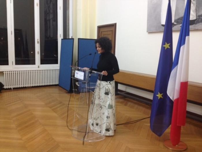 Départ de la déléguée interministérielle Sophie Elizéon