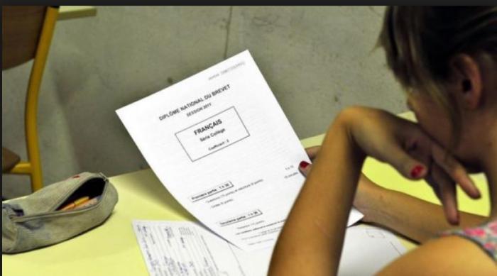 DNB : le premier examen des élèves