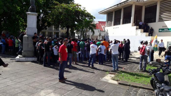 Domota devant les juges : affaire renvoyée au 15 mars 2018