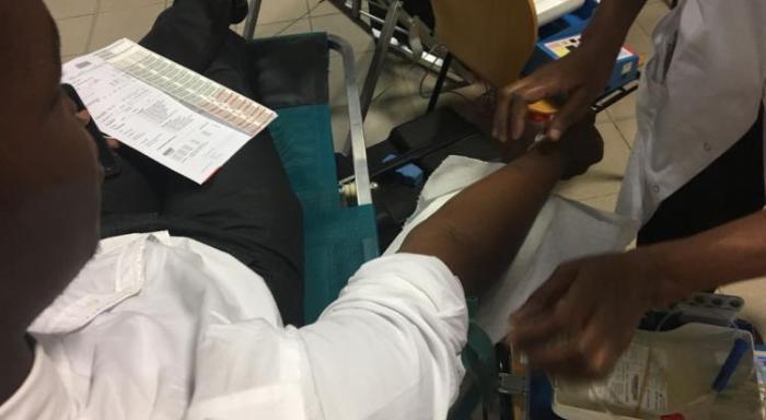 #Dondusang : l'EFS Martinique et RCI se mobilisent, ce jeudi