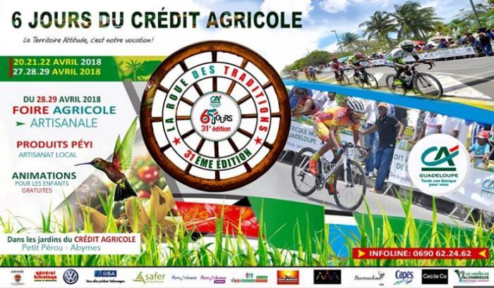 Doublé abymien lors de la première manche des 6 jours du Crédit Agricole