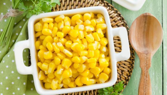 Du maïs surgelé susceptible d'être contaminé à la listeria