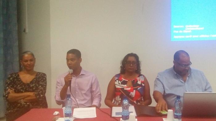 Edhite Velayoudon est candidate aux élections sénatoriales