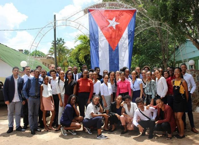 EGC Martinique : voyage d'étude à Cuba