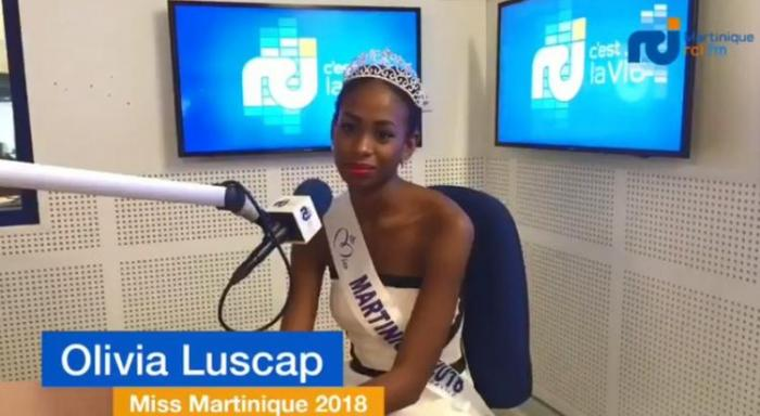 Election Miss France : c'est le jour J pour Olivia Luscap