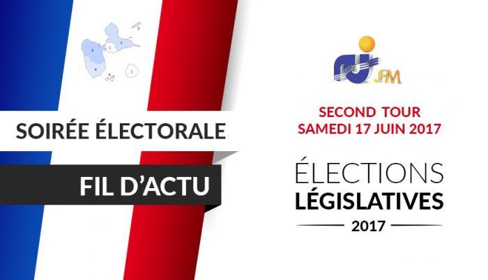 Elections législatives 2ème tour : la soirée électorale (article réactualisé en continu)
