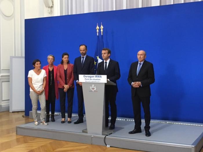 Emmanuel Macron aux Antilles à partir du 26 septembre