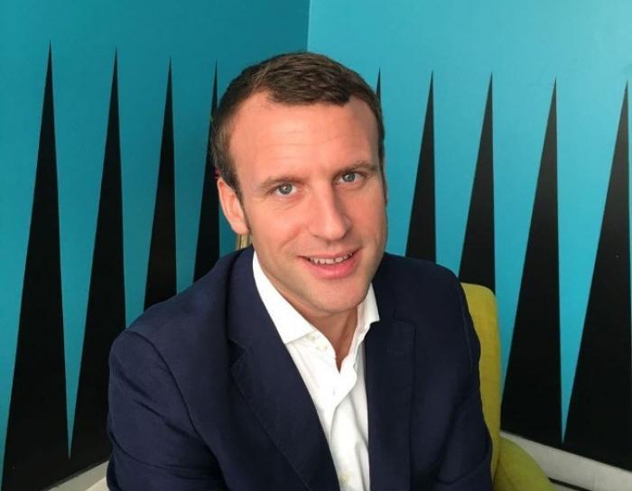 Emmanuel Macron de passage en Martinique