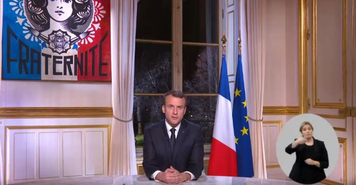 Emmanuel Macron évoque succinctement les Outre-mers lors de ses voeux à la nation