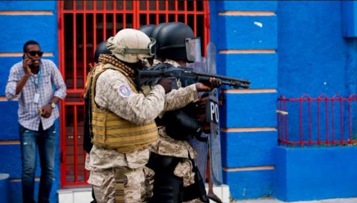 En Haïti, la présidence veut régler le problème des gangs