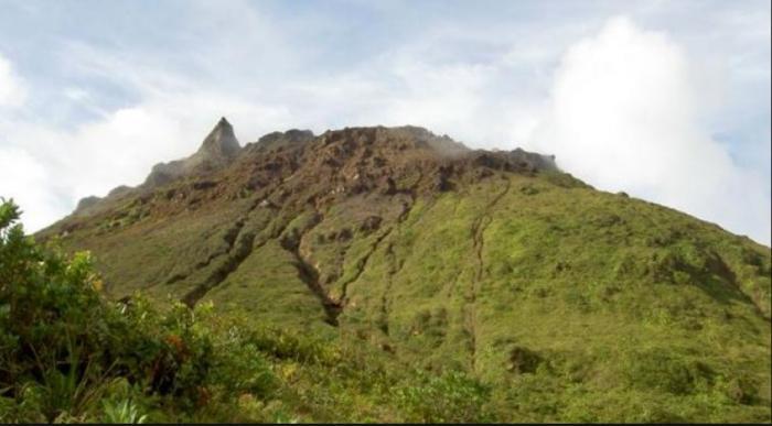 Encore des séismes sous la Soufrière