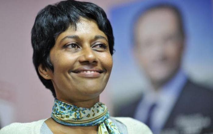Ericka Bareigts en déplacement aux Antilles-Guyane