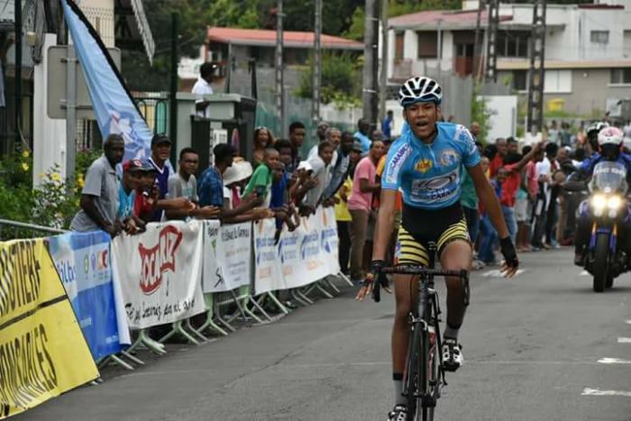 Erwann Legaillard s'adjuge la dernière étape et le tour cadet
