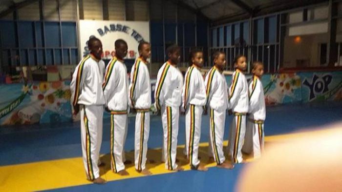 Espoirs de médailles pour le taekwondo à Orlando