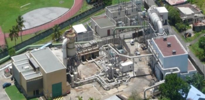 Et si vous visitiez la centrale géothermique de Bouillante ?