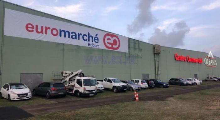 Euromarché ouvre ses portes ce matin
