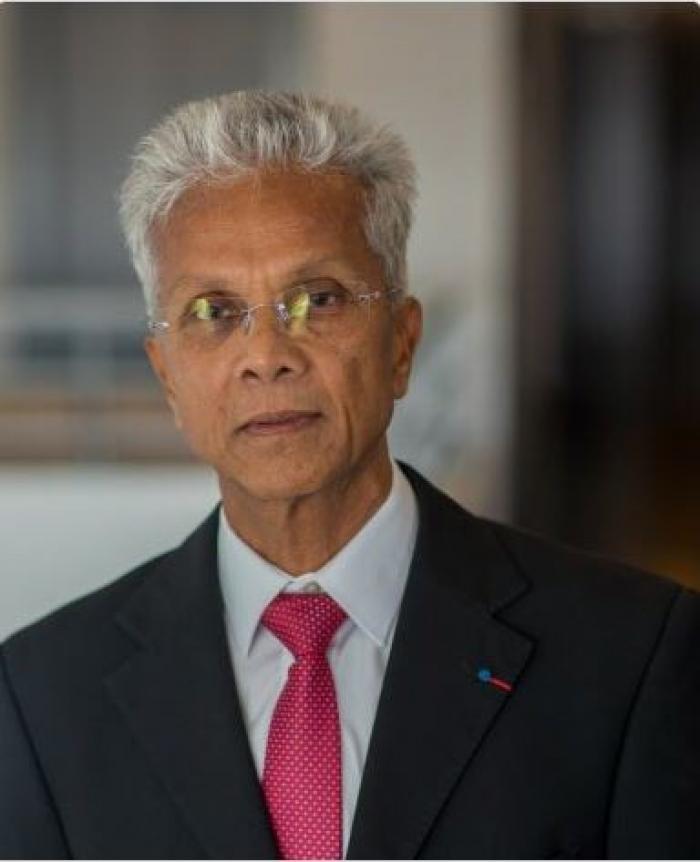Eustase Janky est le nouveau président de l'Université des Antilles