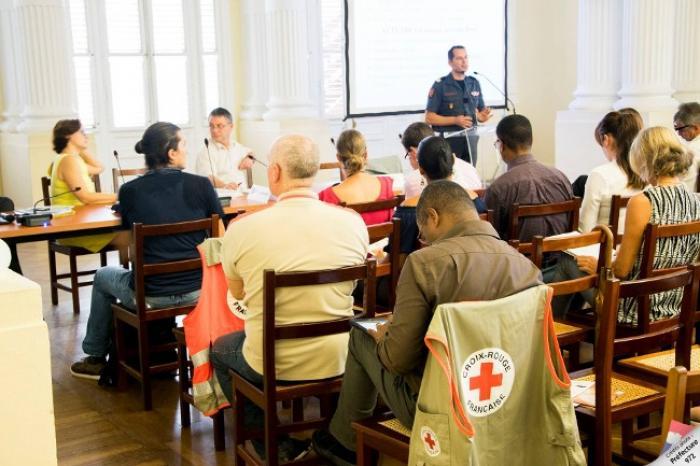 Exercice Richter 2017 : un séisme en Guadeloupe et un tsunami en Martinique