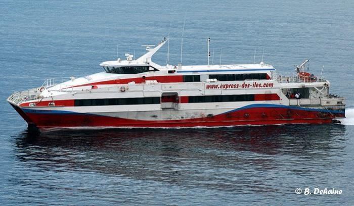 Express des îles : le trafic reprend normalement ce lundi