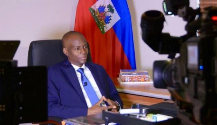 Face aux demandes de démission, Jovenel Moïse rejette les accusations de corruption