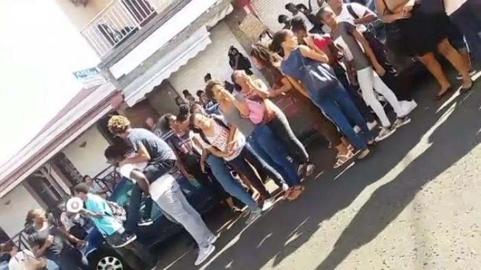 Faible mobilisation contre la loi El Khomri  en Martinique