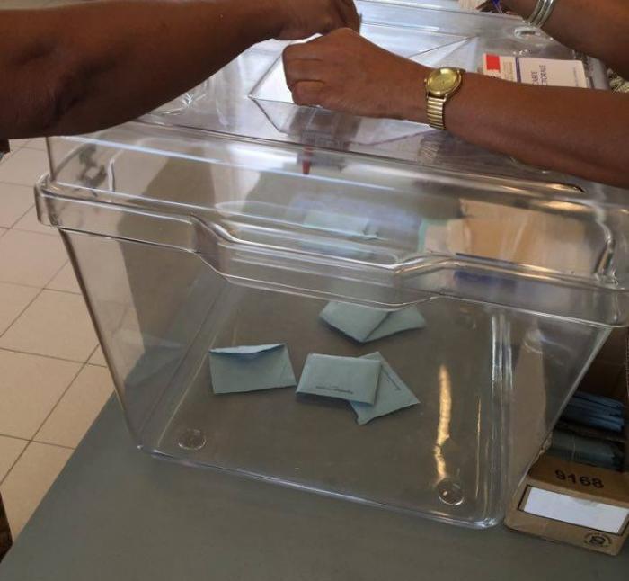 Faible taux de participation au scrutin départemental de Pointe-à-Pitre