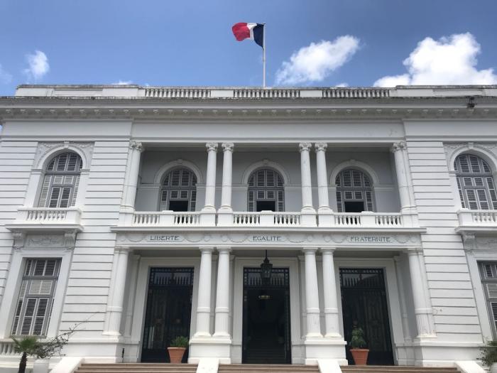 Famille dominiquaise : un comité de soutien s'est rendu en préfecture