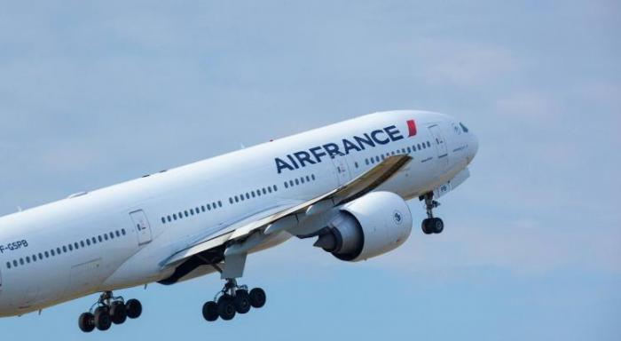 Fermeture de l'aéroport : les vols reportés et reprogrammés chez Air France