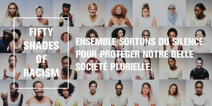 Fifty Shades of Racism : un mouvement pour lutter contre le racisme