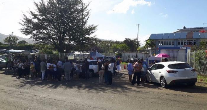 Fin de la grève à la CGSS de Martinique