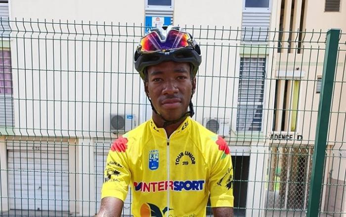 Florian Saint-Louis remporte le tour cycliste junior de la Martinique