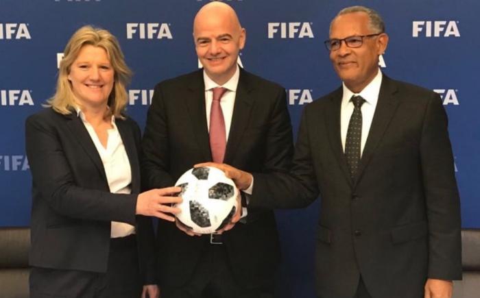 Football : la FIFA et la ligue de Guadeloupe signent un protocole d'accord