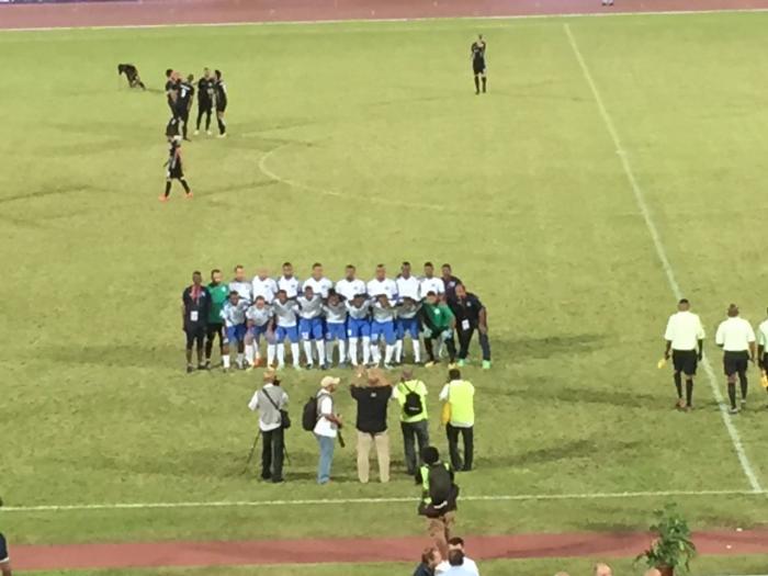 Football : la Martinique remporte le tournoi des 4