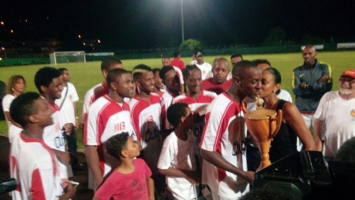 #Football : le Golden Lion conserve le trophée Yvon Lutbert